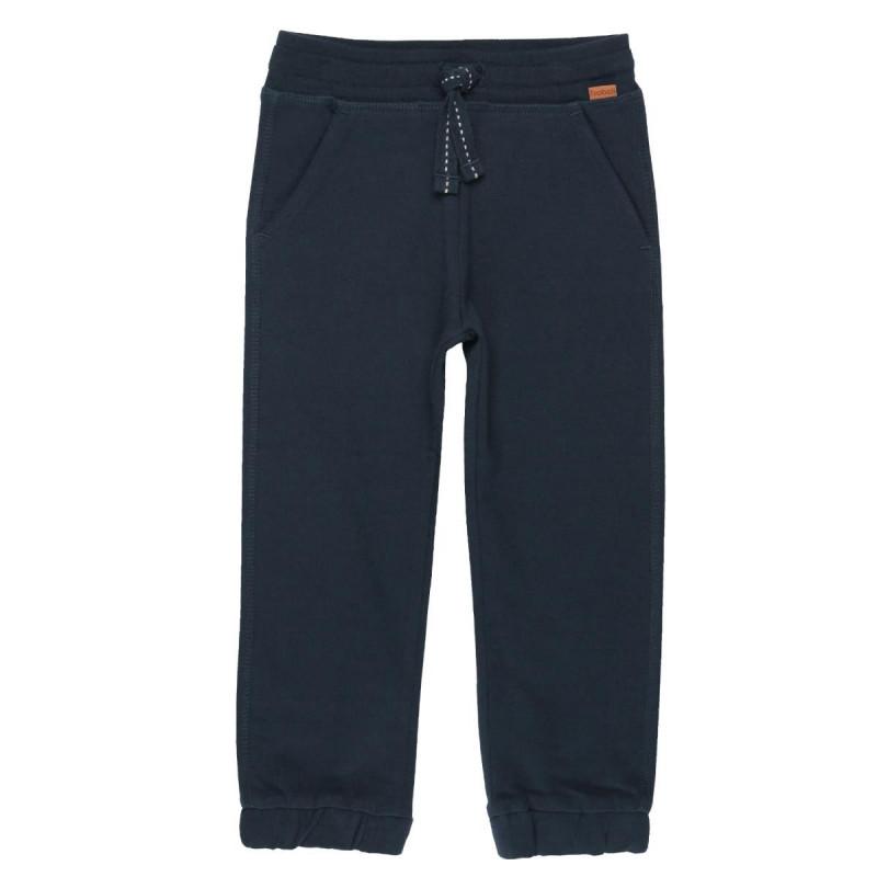 Pantaloni sport cu bandă elastică și buzunare pentru un băiat  668