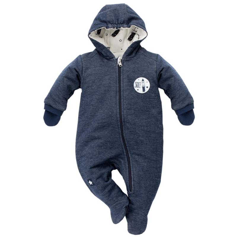 Salopetă de iarnă pentru bebeluși  691