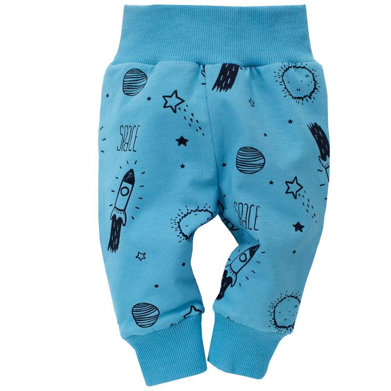 Pantaloni cu imprimeu spațiu pentru băieți  698