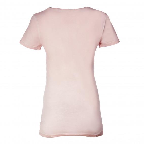 Bluză cu mânecă scurtă pentru gravide Love2wait 73284 2