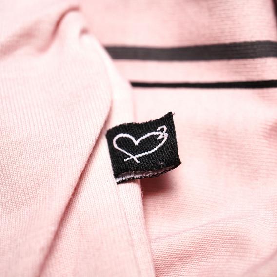 Bluză cu mânecă scurtă pentru gravide Love2wait 73286 4