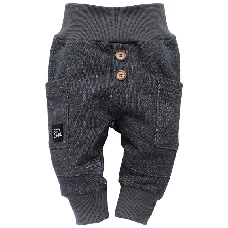 Pantaloni cu nasturi decorativi pentru băieți  734