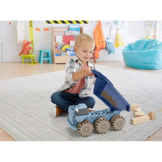 Autovehicul de construcție Dino Toys 73861 7