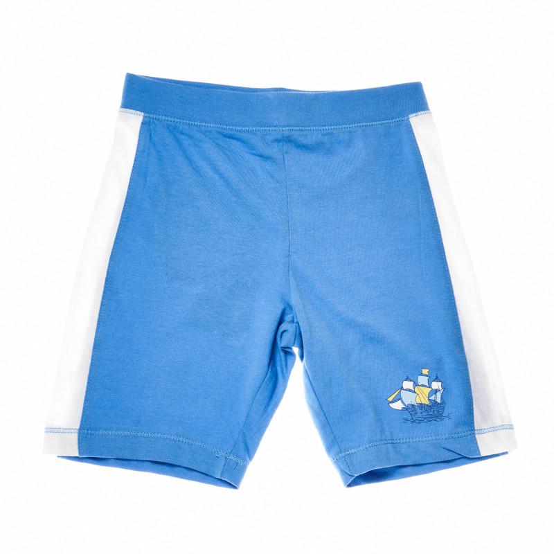 Pantaloni scurți de bebeluși  7557