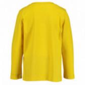 Bluză din bumbac cu mânecă lungă pentru băiat pentru băiat BLUE SEVEN 81500 2
