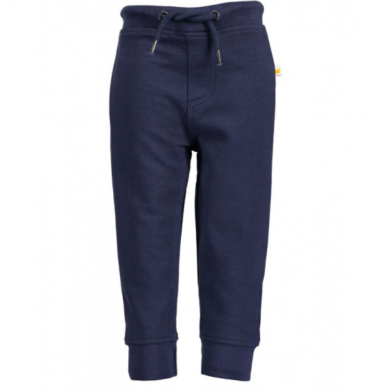 Pantaloni de bumbac pentru un băiat pentru băiat BLUE SEVEN 81549