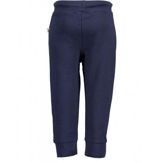 Pantaloni de bumbac pentru un băiat pentru băiat BLUE SEVEN 81550 2