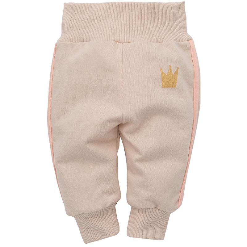 Pantaloni  roz pentru fete  817