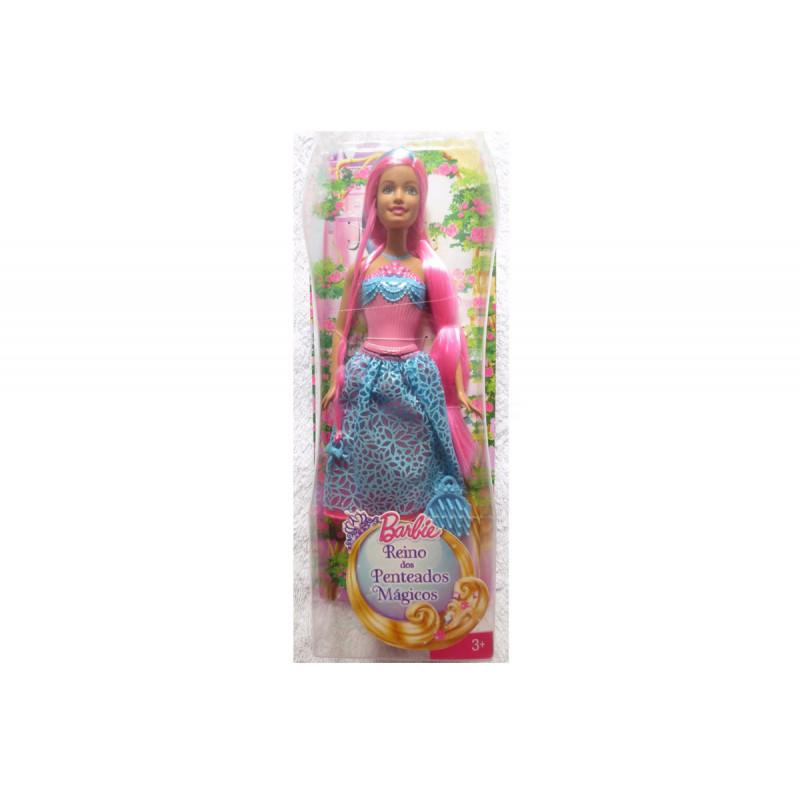 Papușa Barbie - prințesa cu părul lung  8286