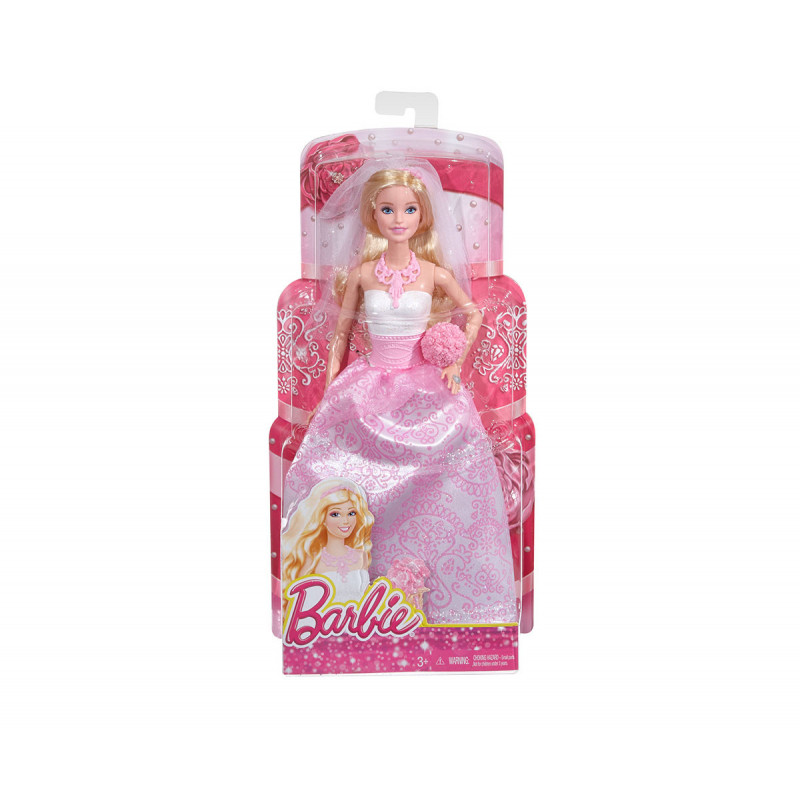 Papușa Barbie mireasă   8302