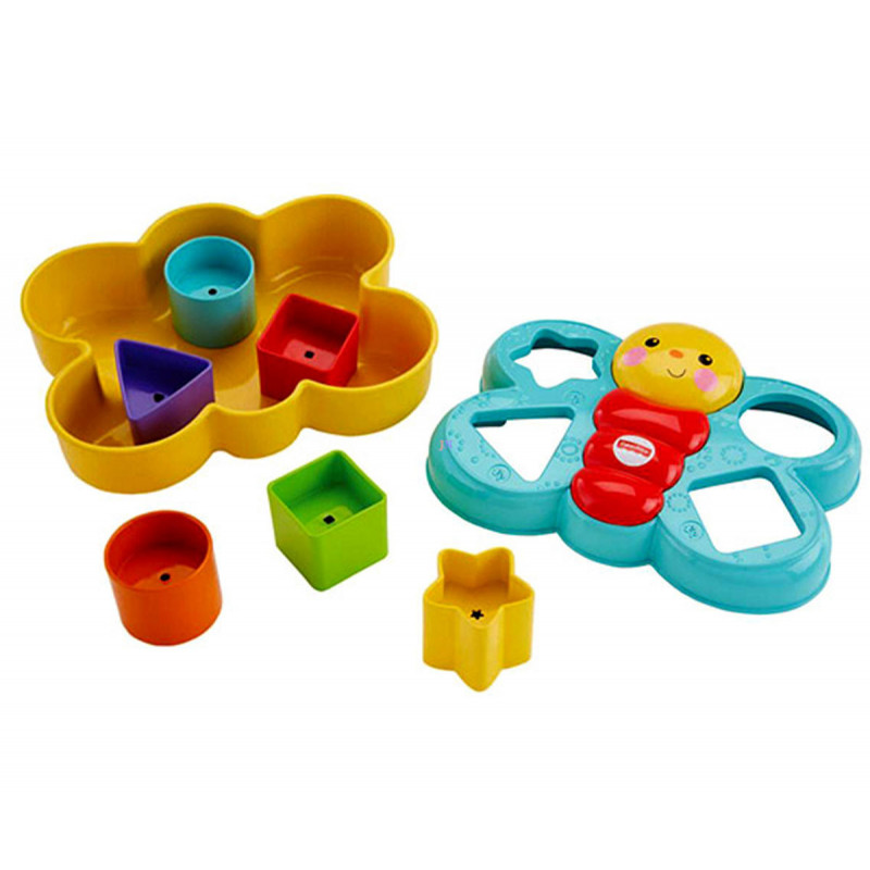 Jucărie de sortare  Fisher Price, fluture  8375