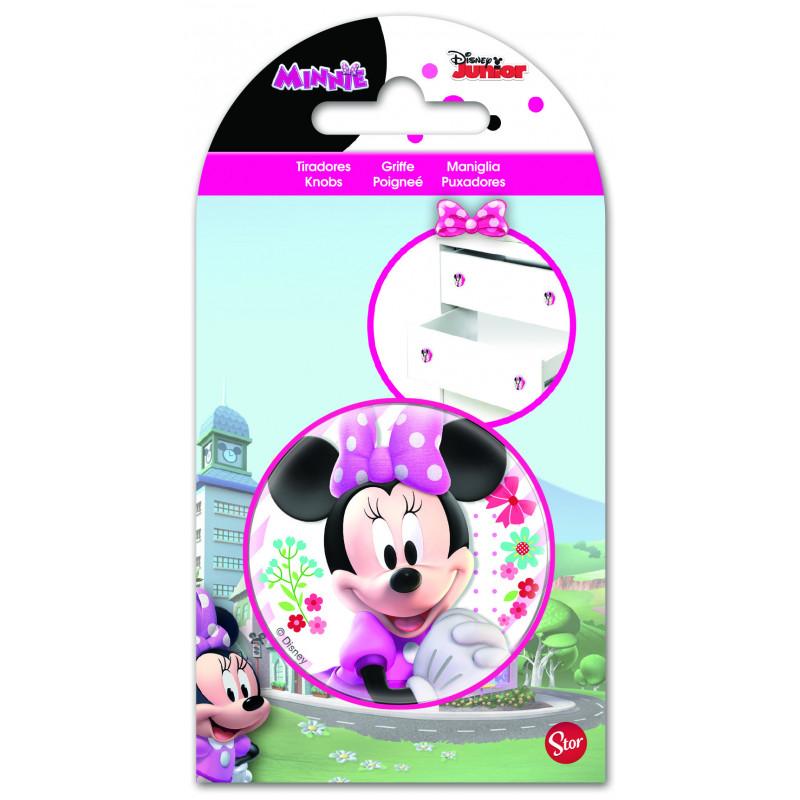 Mâner de mobilier Minnie Mouse, 1 buc  8536