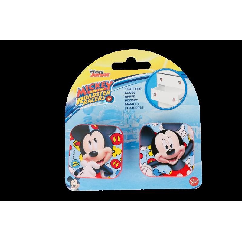 Mâner pentru mobilă Mickey Mouse, 2 bucăți  8599