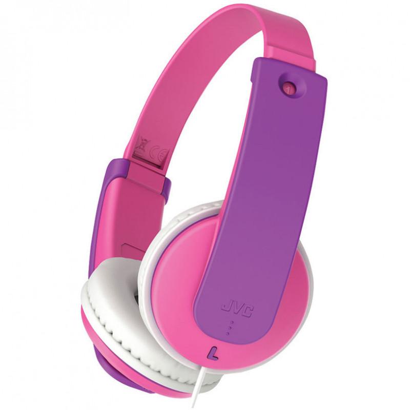 Casti stereo, de culoare roz ha-kd7-p  8601