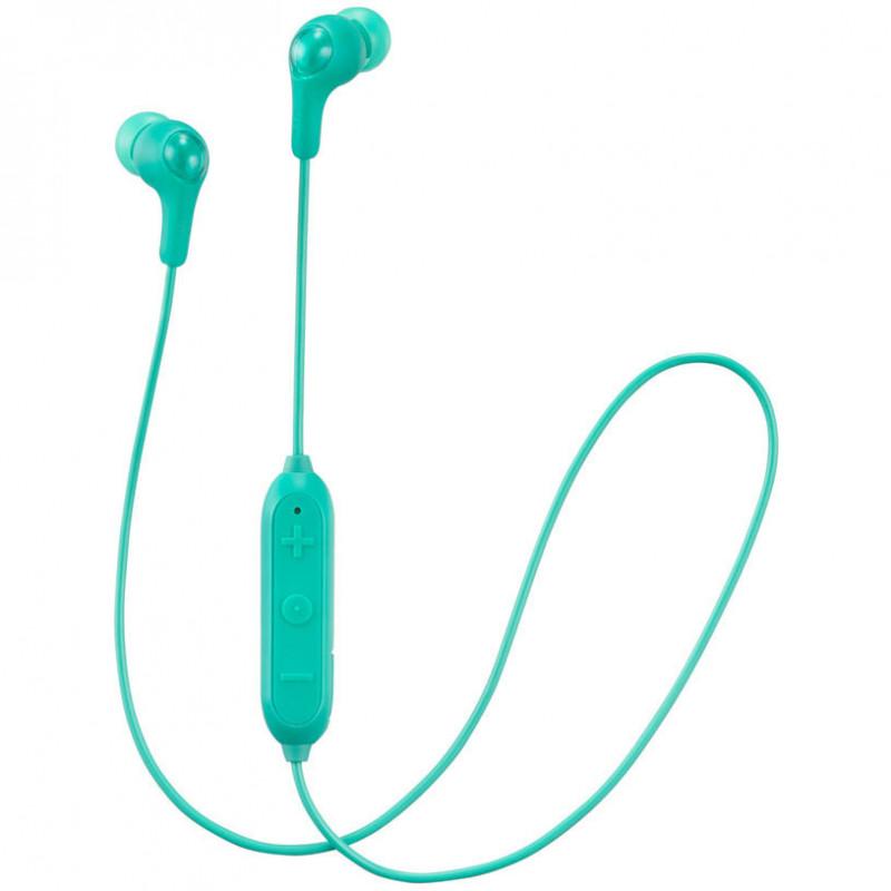 Căști stereo, de culoare verde hafx9btge  8607