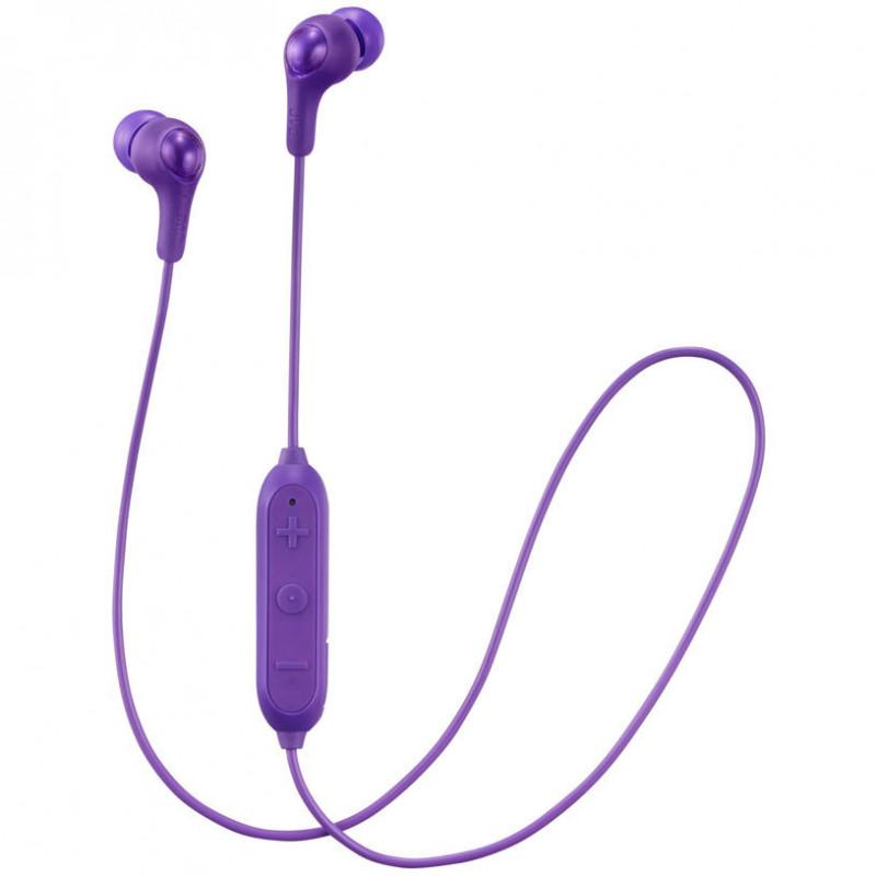 Căști stereo de culoare violet hafx9btve  8609