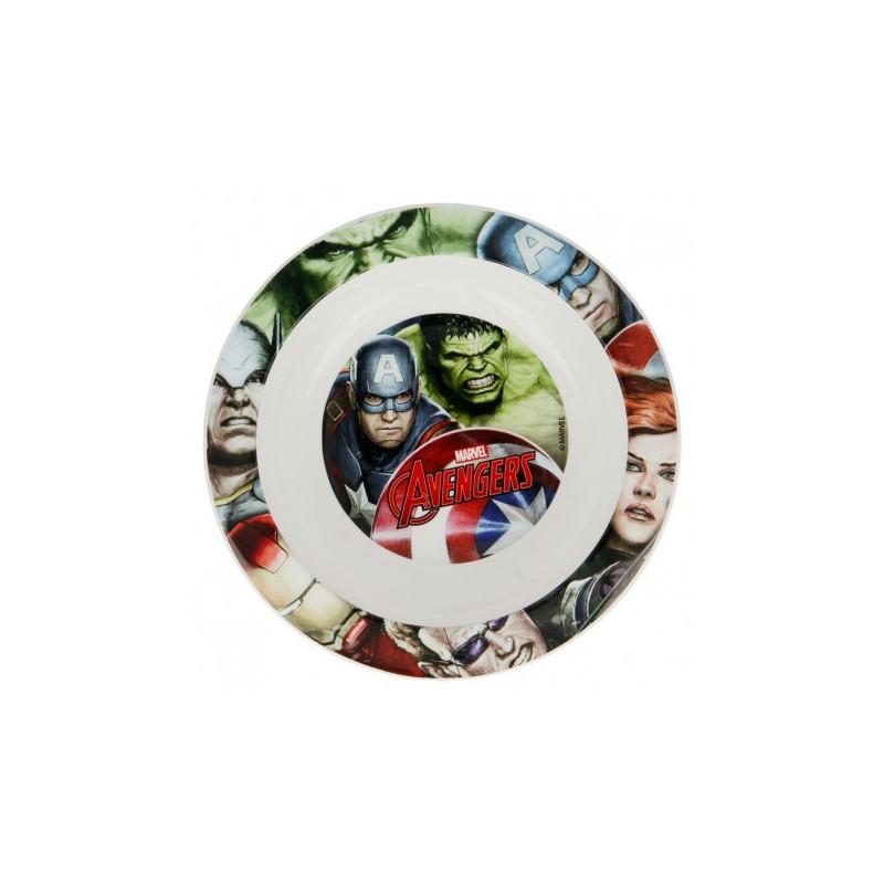 Placă Avenger, ceramică, 300 ml  8718