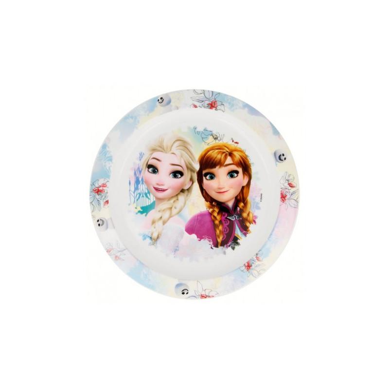 Farfurie cu o imagine a Regatului înghețat  8746