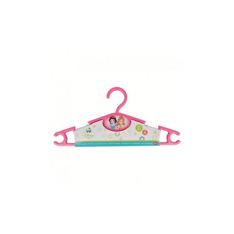 Umerașe pentru haine de copii cu imagine LITTLE PRINCESS  8876