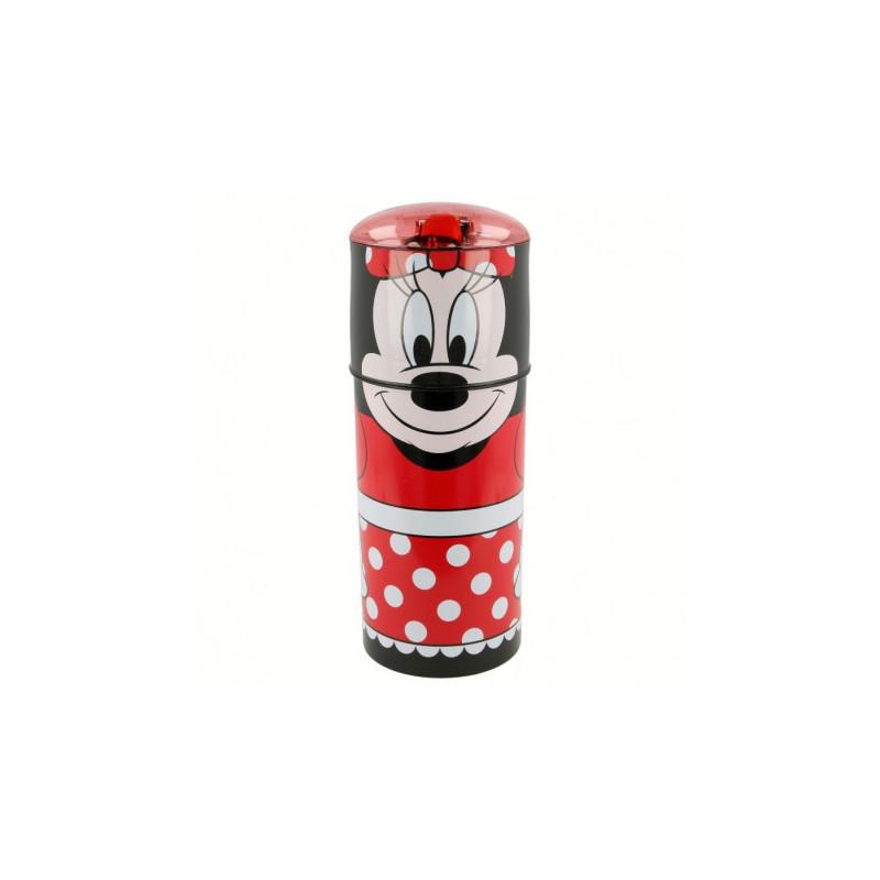 Sticlă de aluminiu - Minnie Mouse, 350 ml  8931