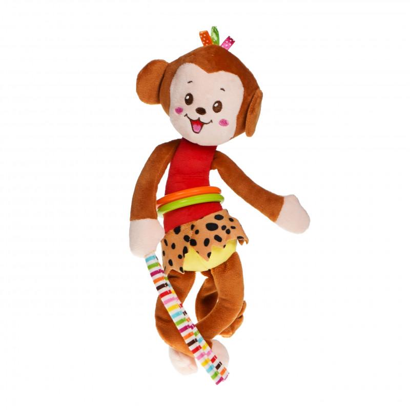 Jucărie maimuță, cu vibrație  89657