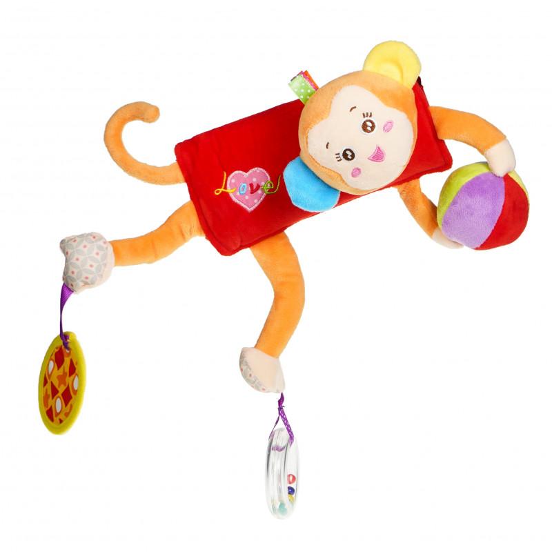Jucărie îmbrățișează-mă - Maimuță  89671