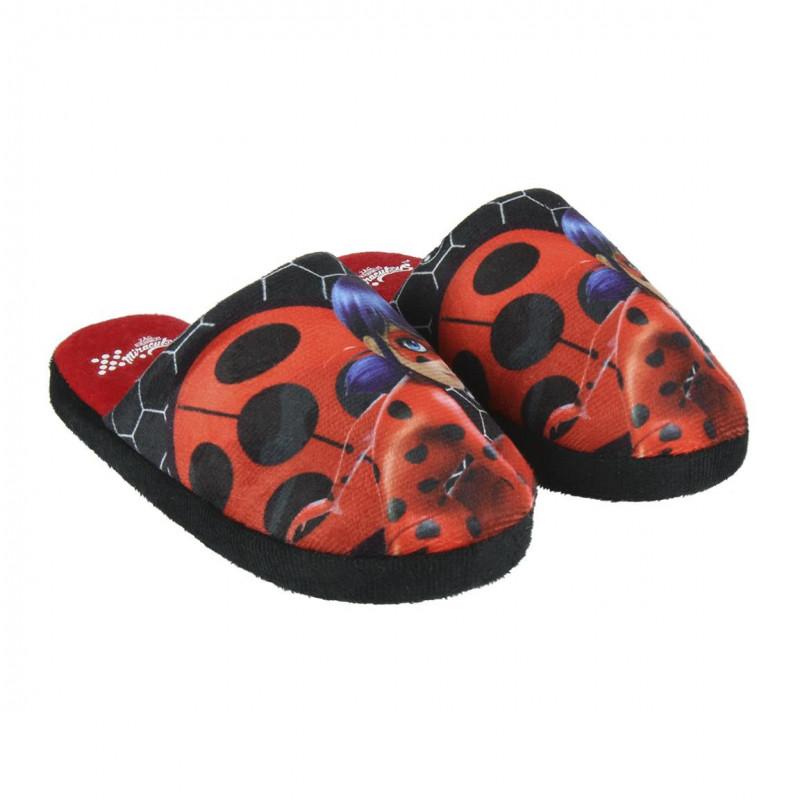 Papuci de casă pentru băieți, buburuză  924