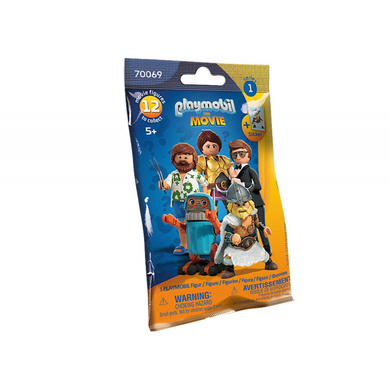 Figurine Playmobil din Playmobil: Filmul  93840