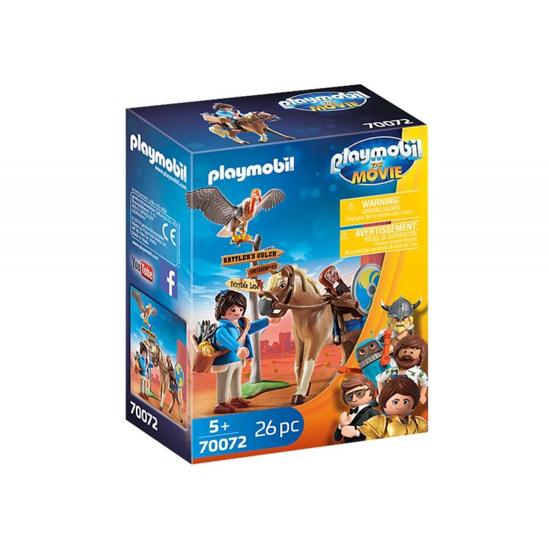 Playmobil - Marla cu cal  93852