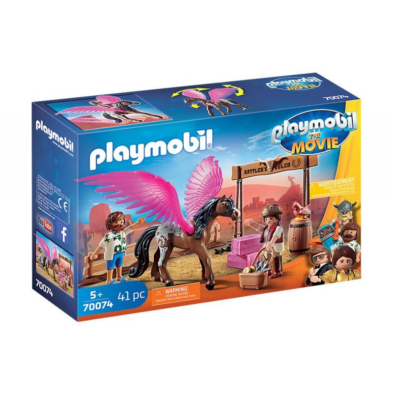 Playmobile - Marla și Del cu  93861