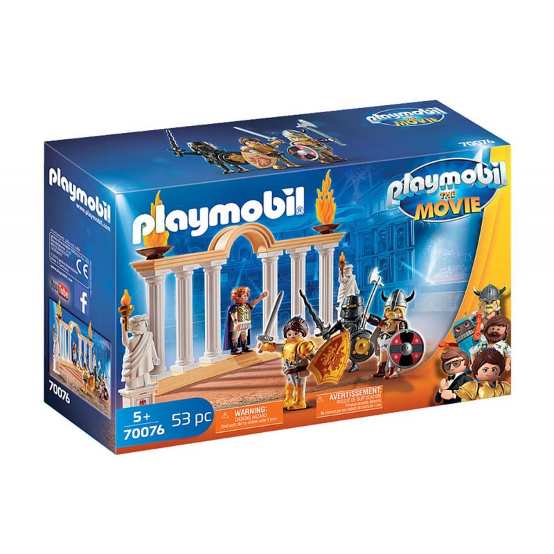 Playmobile - Marla la Coliseu  93866