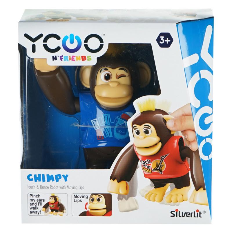 Maimuța cu caracteristicile albastre  93871