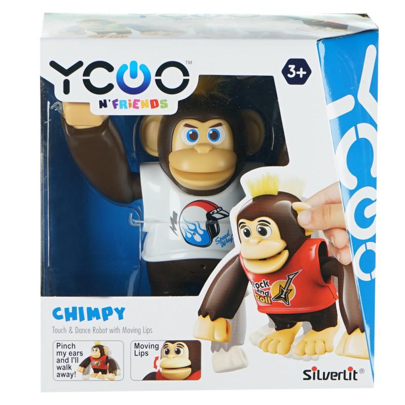Maimuta cu trasaturi albe  93887