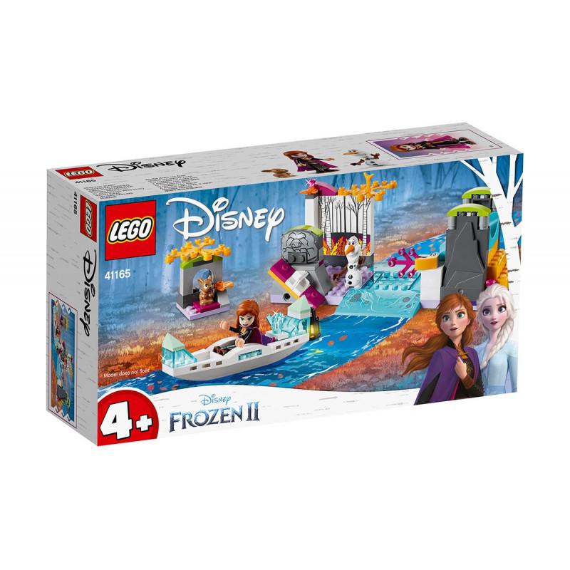 Designer Lego; expediție de canoe  94097