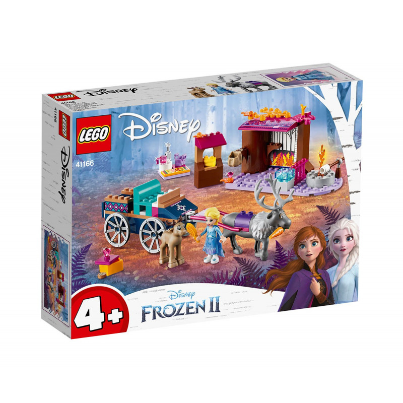 Joc de construcție Elsa cu cărucior 116  94103