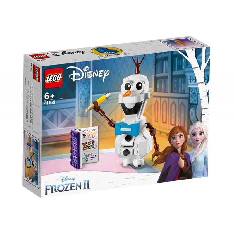 Joc de construcție Olaf de țara de gheață  94109