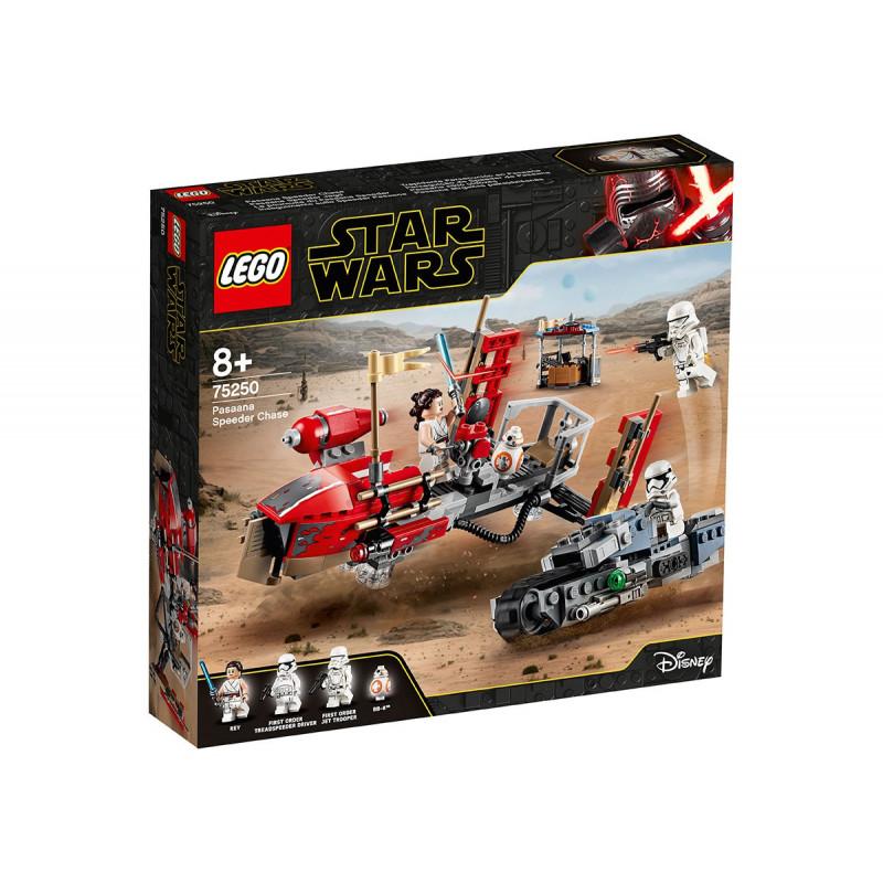 Lego Pasaana 373 constructor scooter pursuit  94138