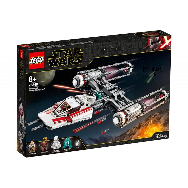 Lego 578 Rezistența Y-wing Starfighter Designer  94151