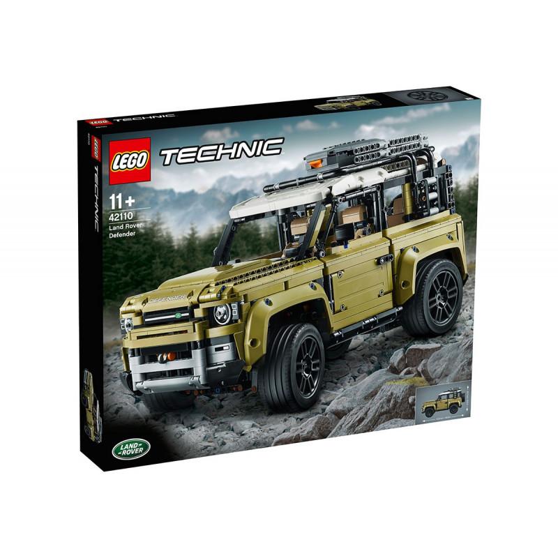 Lego Land Rover Defender 2573  94189