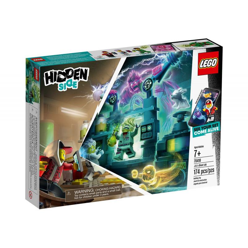 Lego JB Spirits Lab 173  94236