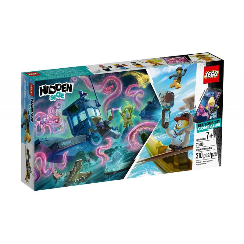 Lego Barcă de creveți 310  94242