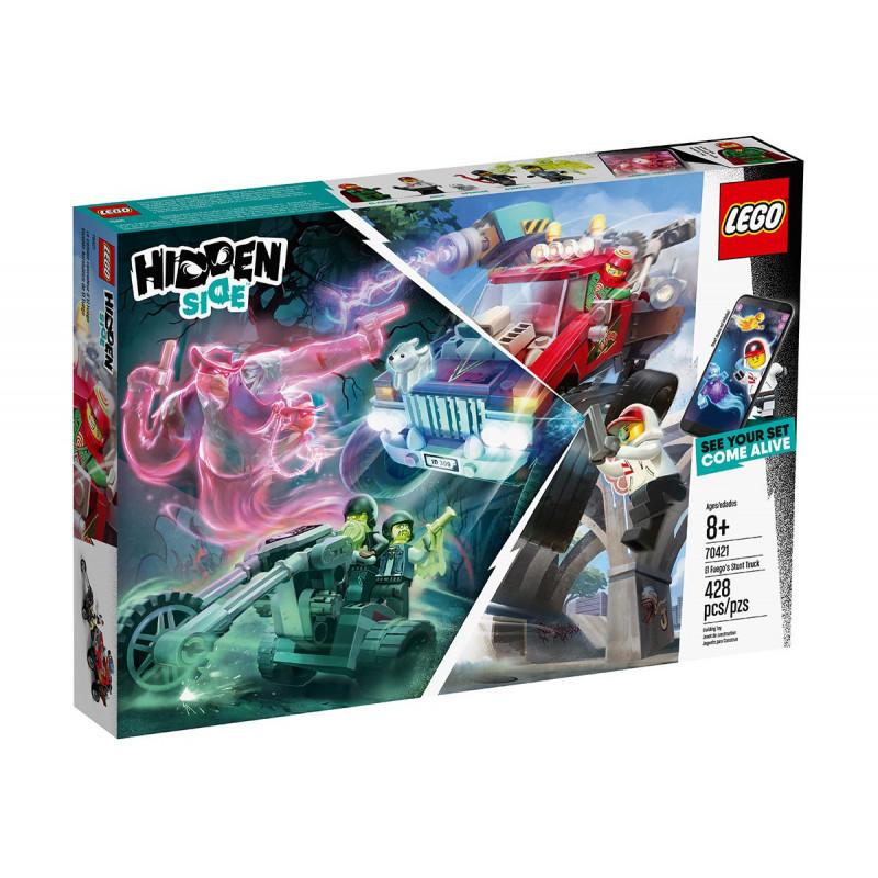 Lego El Fuego Stunt Truck 428  94271