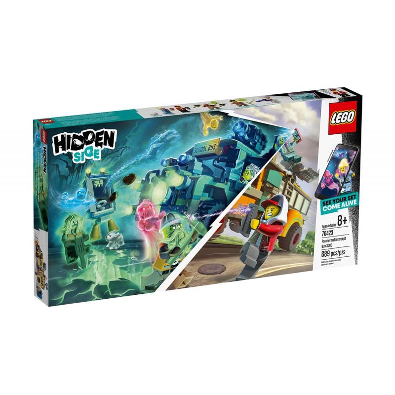 Lego Paranormal Bus 3000 689  94319