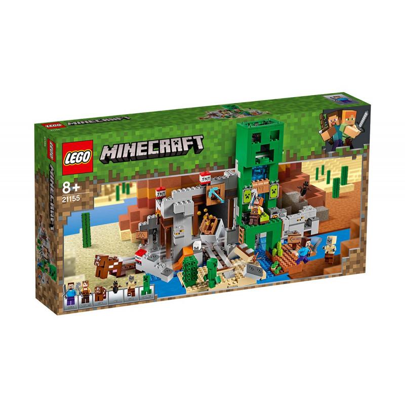 Lego Mina Creeper 834  94342