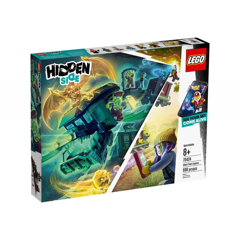 Lego Trenul bântuit Express Builder 679  94353
