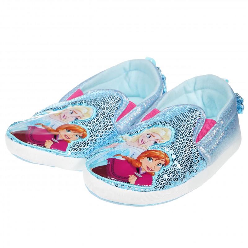 Papuci de casă pentru fete, Frozen  94669