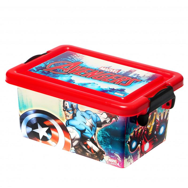 Cutie de depozitare, Avengers, 3,7 litri  95389