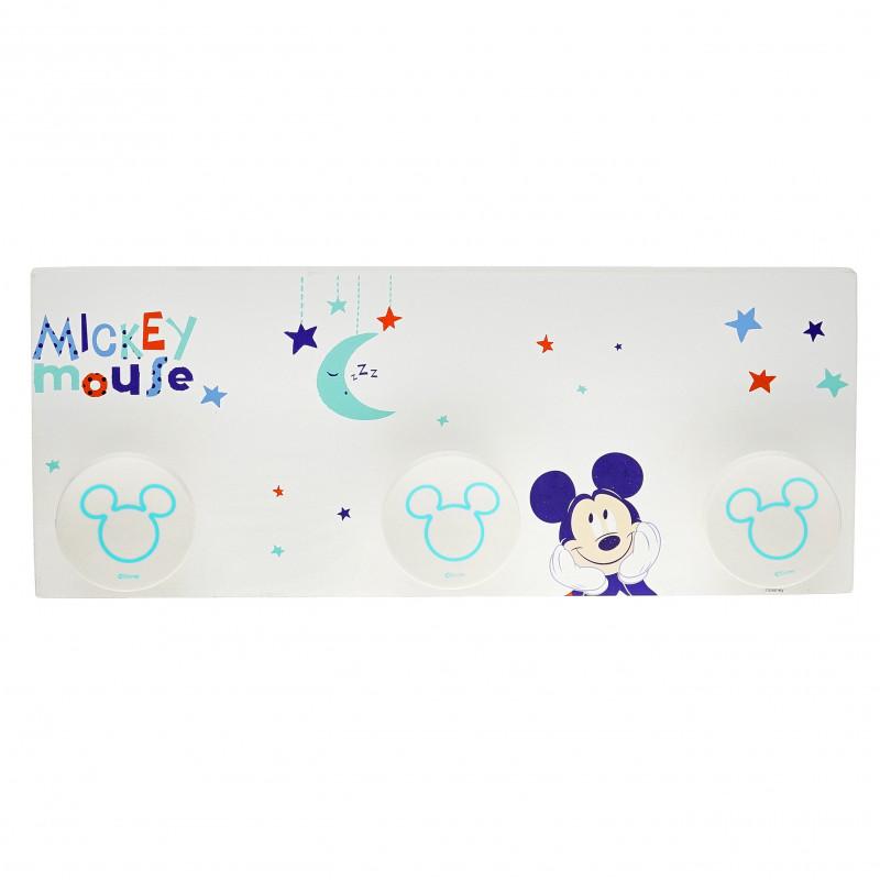 Cuier de perete, Mickey Mouse, 1 buc  95473