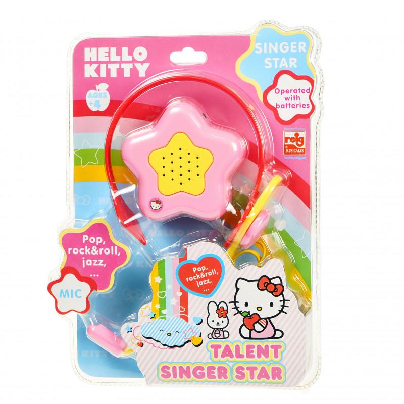 Microfon pentru copii cu difuzor pentru fete  96056
