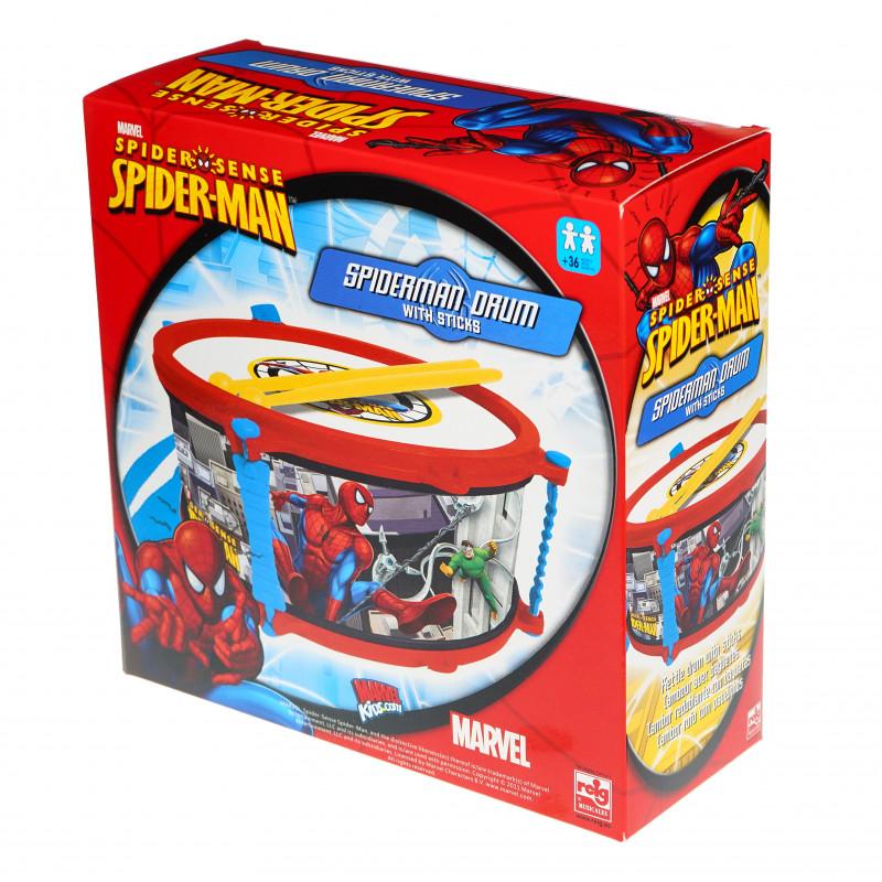 Tambur cu două bețe, Spiderman  96060